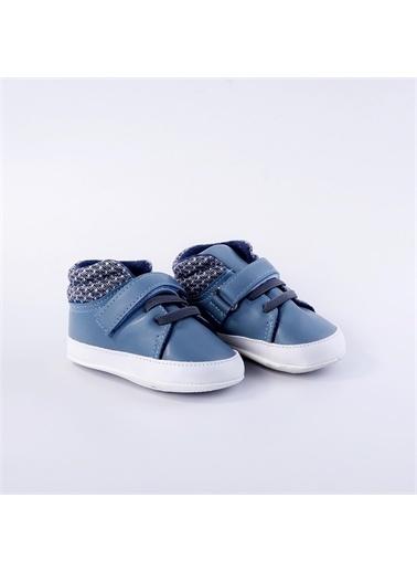 First Step Yastıklı Ayakkabı Lacivert Mavi